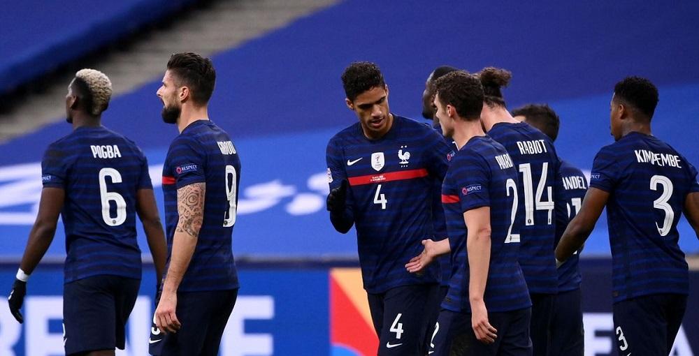 Pronostic Euro 2020 - 2021 - Groupe F
